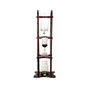 Barista Cold Brew and Cold Drip Coffee Maker Tower 25 cups