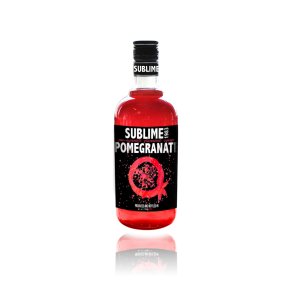 Sublime Pomegranate Syrup