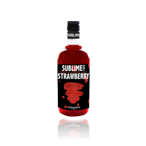 Sublime Strawberry Syrup