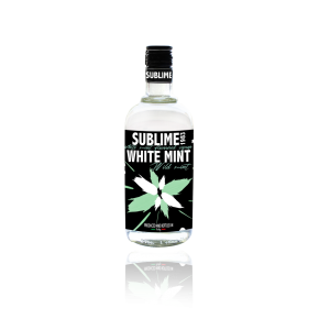 Sublime White Mint Syrup