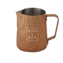 Barista Wooden Milk Jug
