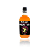 Sublime Passion Fruit Syrup