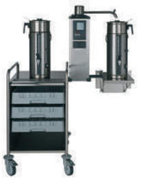 Bravilor Bonamat Round Filter Machine B5 W Series