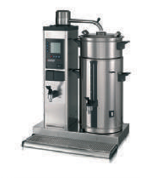 Bravilor Bonamat Round Filter Machine B20 HW L/R
