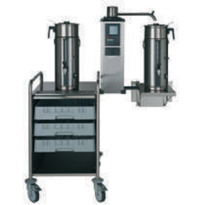 Bravilor Bonamat Round Filter Machine B5 W Series