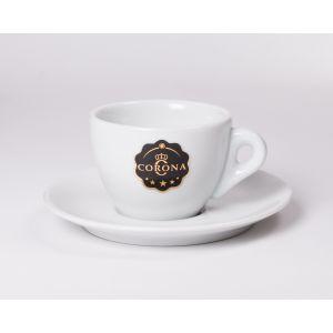 Corona Cappuccino Cups