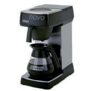 Bravilor Bonamat Quick Filter Machines Novo Series