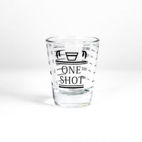 Best Barista Single Spout Shot Glass