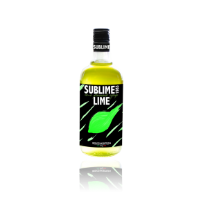Sublime Lime Syrup