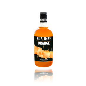 Sublime Orange Syrup