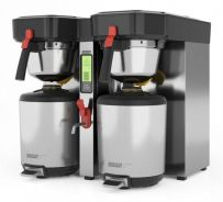 Bravilor Bonamat Aurora Twin Low Filter Coffee Machine