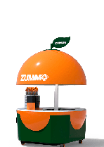 ZUMMO ZK Fresh Orange Juice