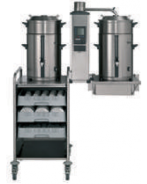 Bravilo Bonamat Round Filter Machine B40 W Series