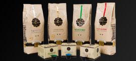 Corona coffee beans