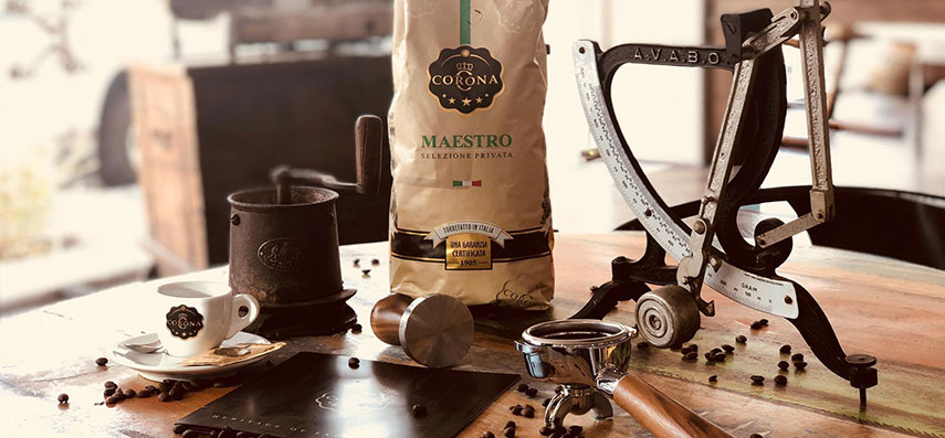 corona - a passion for coffee